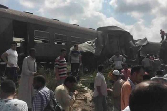Collision de trains en Egypte: le bilan monte à 36 morts