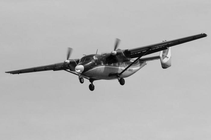 Plane crash near Almaty leaves 5 people dead