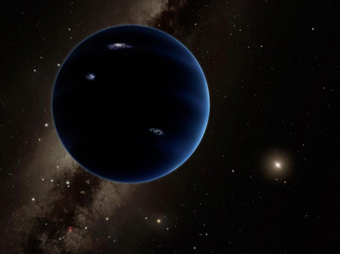 Scientists may have found a new planet
