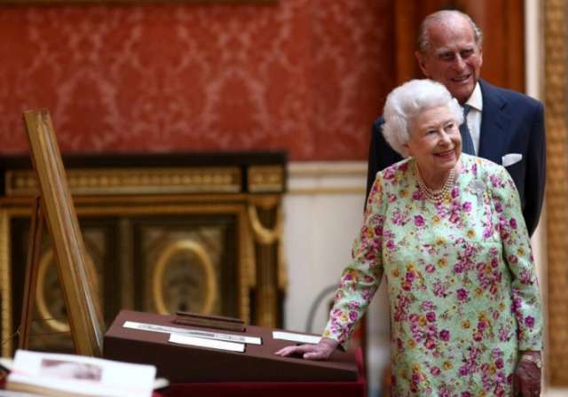 Going strong after 70 years: UK's Queen Elizabeth and Prince Philip celebrate platinum anniversary