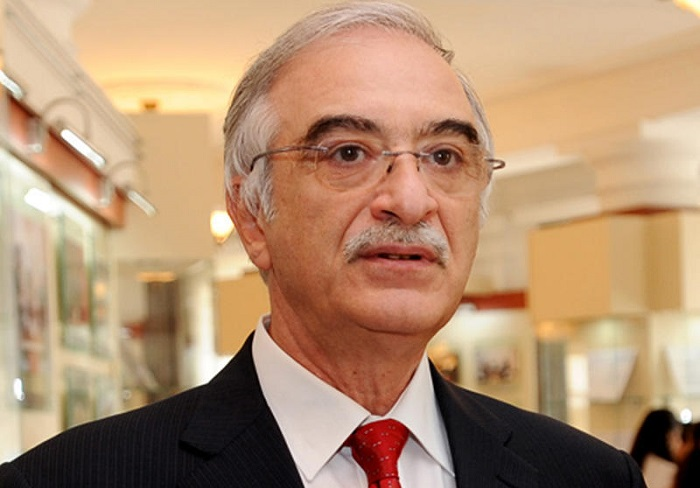Polad Bülbüloğlu Karasinlə görüşüb
