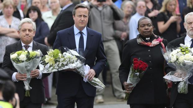 Las medidas de seguridad (o la falta de ellas) de los políticos británicos