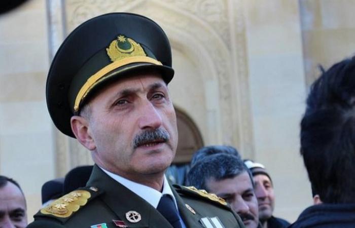"""Ramaldanov: """"Düşmən insanlığa sığmayan addımlar atır"""""""