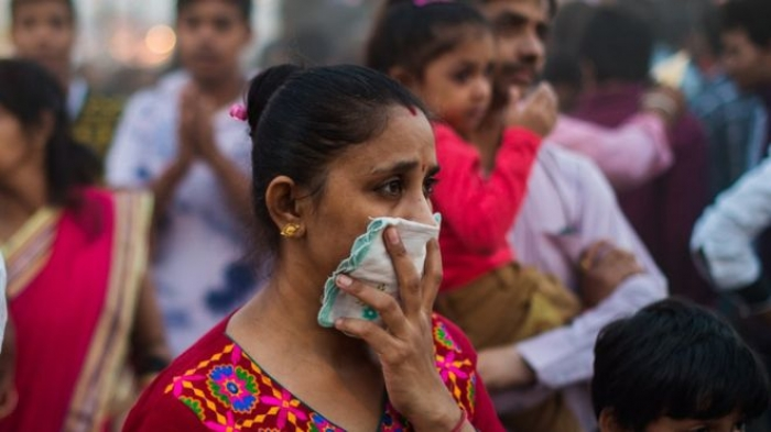 Pollution linked to one in six deaths