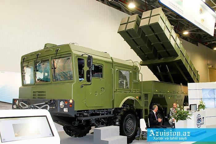 """Azərbaycan Belarusdan """"Polonez"""" raket sistemi alır - FOTOLAR+VİDEO"""