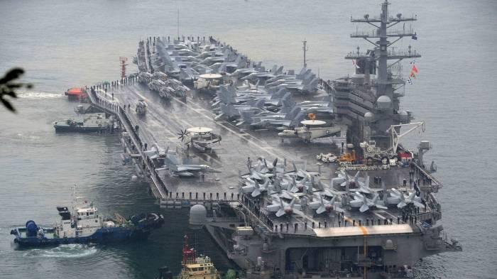 EE.UU. envía su segundo portaaviones a la península coreana en medio de las tensiones con Pionyang