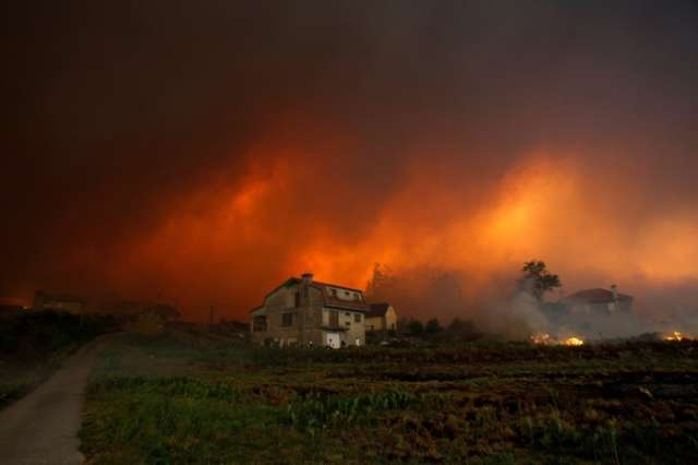 Death toll in Portugal wild fires soars to 35 - UPDATED