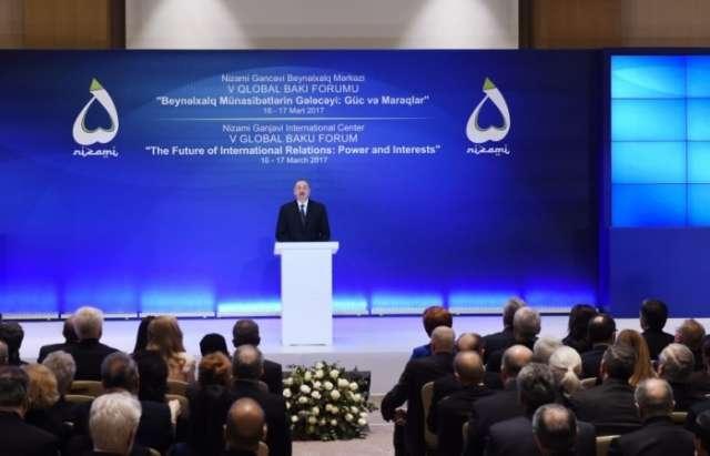 Aserbaidschan spielt stabilisierende Rolle in der Region - Ilham Aliyev