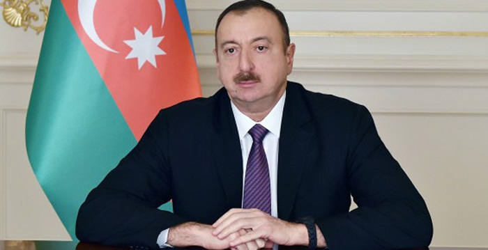 President: East-West, North-South routes to stretch through Azerbaijan