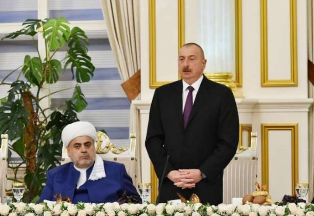 Today Azerbaijan is the center of multiculturalism on the planet - Ilham Aliyev