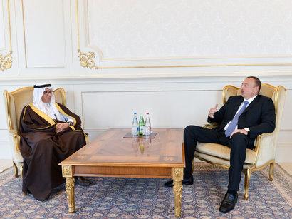 Azerbaijan`s President accepts credentials of incoming Saudi Arabian ambassador