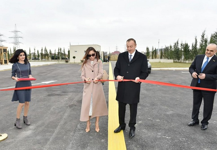 President, his spouse attend opening of social rehabilitation centers in Zabrat