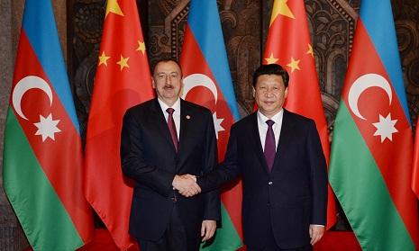Çin prezidenti İlham Əliyevi təbrik etdi