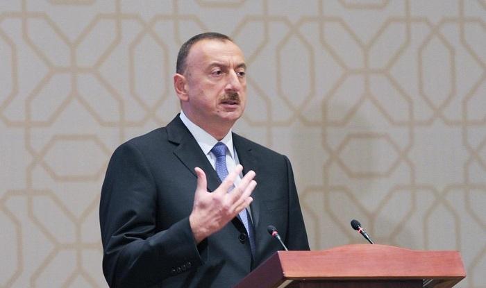 Azerbaijan has high reputation on international arena - President Aliyev