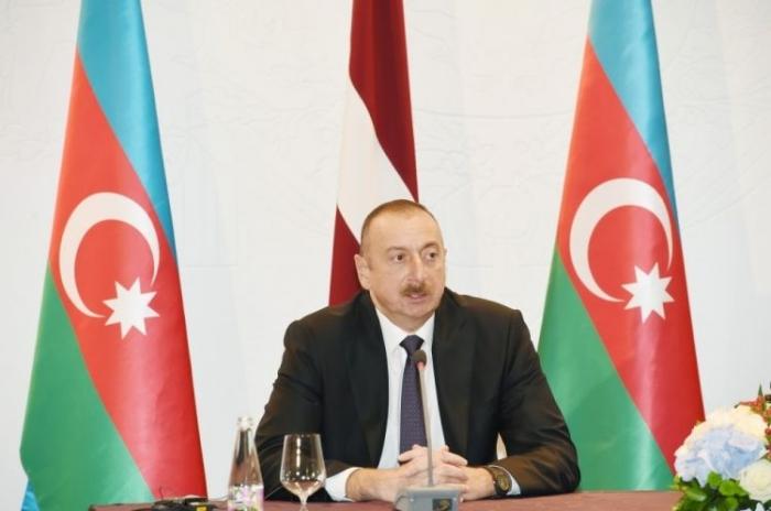 Azerbaijan investing billions of dollars for realization of SGC soon – president