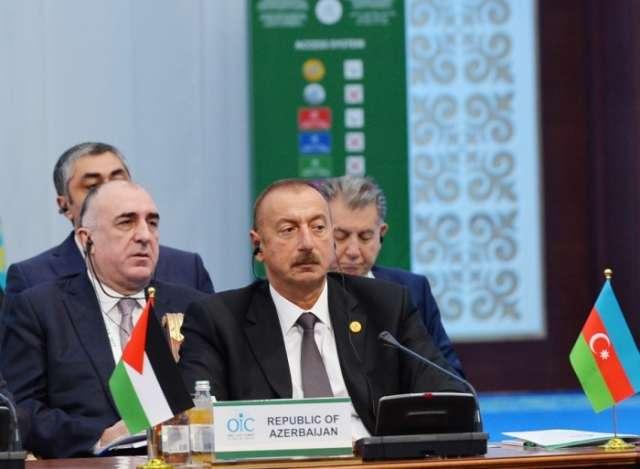 Azerbaijani President condemn massacre against Muslims in Myanmar