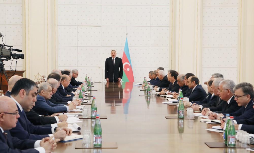 Azərbaycan prezidenti Ermənistana ciddi xəbərdarlıq etdi