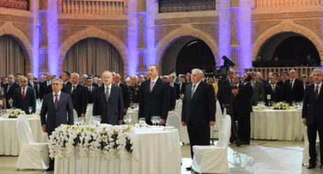 Prezident Respublika Günü münasibətilə rəsmi qəbulda