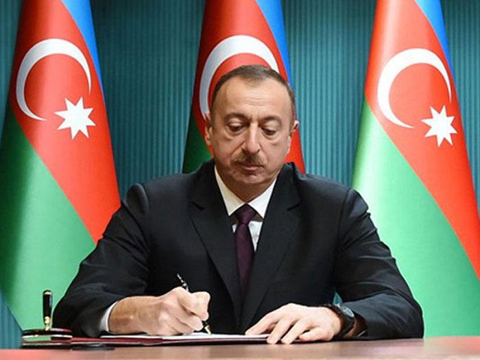 İlham Əliyev yeni Dövlət Komissiyası yaratdı