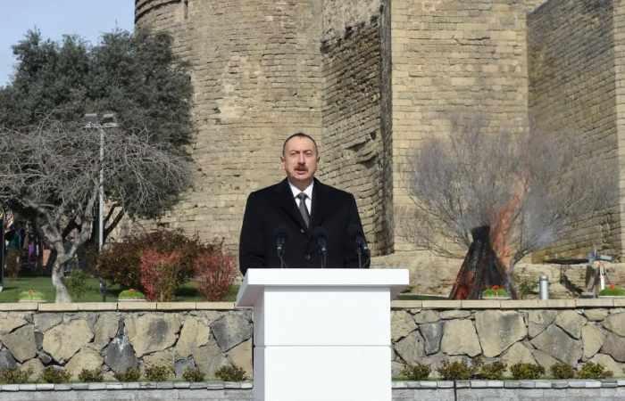 Azerbaijan submitted draft agreement to European Commission - President Ilham Aliyev