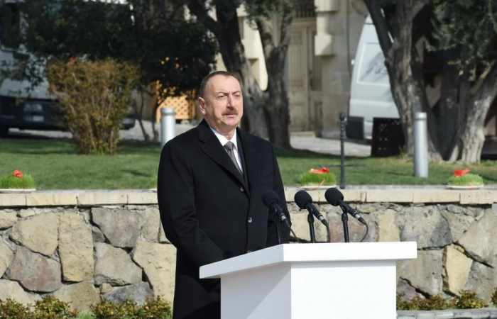 Azerbaijan has never been as strong as today- Azerbaijani President