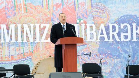 """""""Bu gün Azərbaycan dünya miqyasında söz sahibidir"""""""