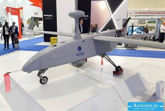 Azerbaijan intends to produce air-to-air, air-to-ground missiles
