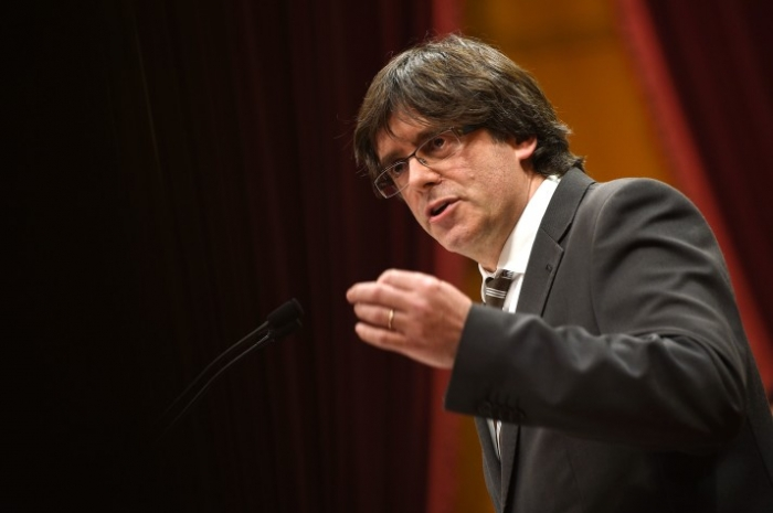 No reason why I can't rule Catalonia remotely, former leader says