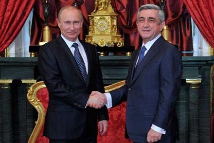 Putin Ermənistanda qalası olmayacaq
