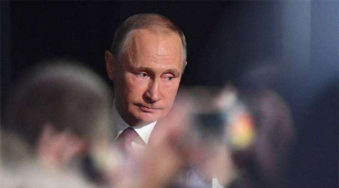 Putin prezident seçkilərində müstəqil namizəd olacaq