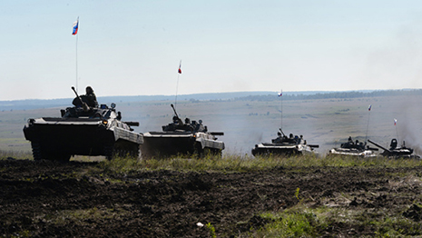 Rusiya Ukraynanın işğalına başladı