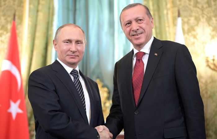 Ankara reveals date of Erdogan's visit to Russia