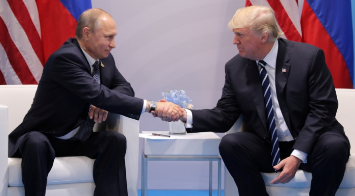 Trump says possible he will meet Putin this summer