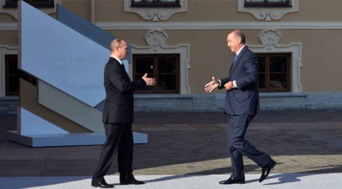 Putin Ankarada Ərdoğanla Qarabağı müzakirə edəcək?