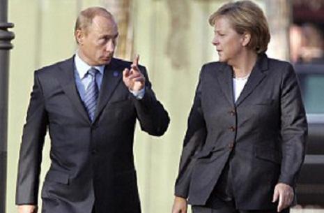 Almaniya Rusiyaya qadağa qoydu