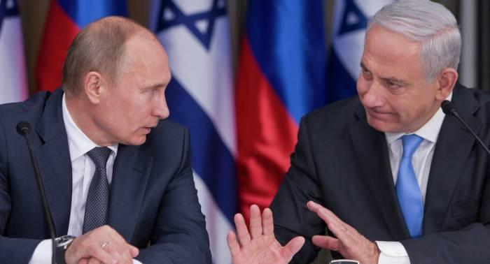 Netanyahu Putinlə görüşmək istəyir
