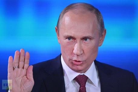 """Putin : """"Dur deməyin vaxtı çatıb"""""""