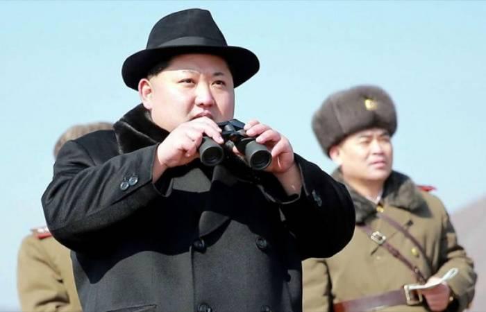 """Kim promete """"domar con fuego al demente estadounidense"""""""