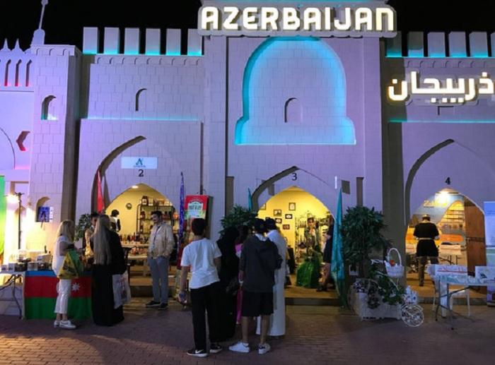 """Abu-Dabidə """"Azərbaycan gecəsi"""" keçirilib"""