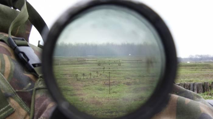 La nuit tendue sur le front – Les positions de l'armée azerbaïdjanaise ont été tirées