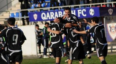 """""""Qarabağ""""- """"İnter"""": 1:0"""