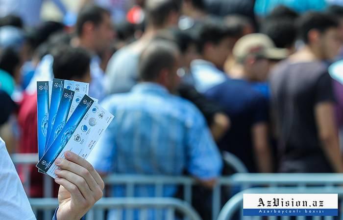 """""""Qarabağ"""" – """"Çelsi"""" oyununa 45 min bilet satılıb"""