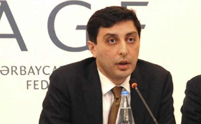 Fərid Qayıbov baş katib vəzifəsindən istefa verdi