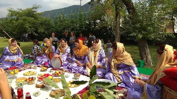 Le Ve Festival des confitures de Gabala - PHOTOS