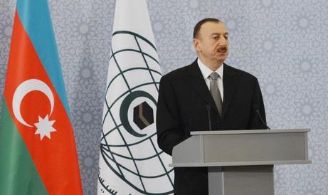 İlham Əliyev bp prezidenti ilə görüşdü