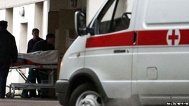 İcra Hakimiyyətinin maşını qəza törətdi - Sürücü yanaraq öldü