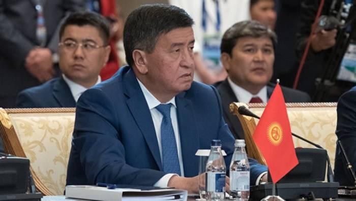 Jeenbekov prezidentliyin bir addımlığındadır