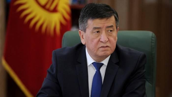 Qırğızıstan hökuməti istefa verib