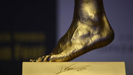 Messinin 5 milyon dollarlıq ayağı-FOTO