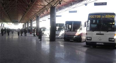 """Avtobusda """"Allahu-Əkbər"""" qorxusu"""